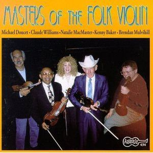 Masters of Folk Violin /  Various