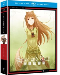 Spice & Wolf: The Complete Series (Season 1 & 2)