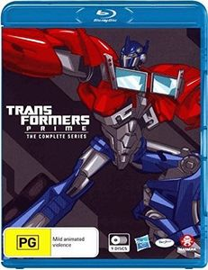 Transformers: Prime The Complete Series Boxset [Import]