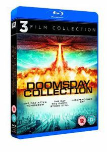 Doomsday Collection (Day the Earth Stood Still