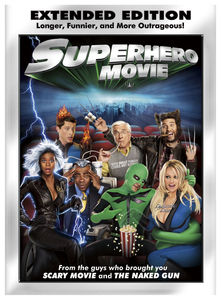 Superhero Movie [Widescreen] [Unrated] [Extended Edition]