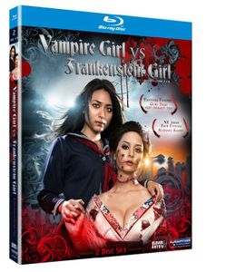 Vampire Girl Vs Frankenstein Girl: Live Action Movie