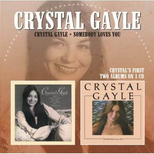 Crystal Gayle /  Somebody Loves You [Import]