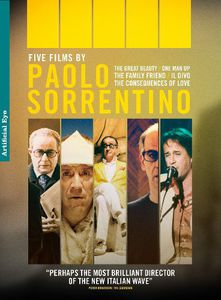 5 Films By Paolo Sorrentino