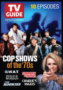 TV Guide Spotlight: Cop Shows of the 70s