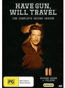 Have Gun Will Travel: Season 2 [Import]