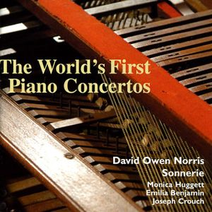 World's First Piano Concertos