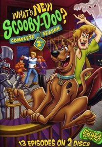 What's New Scooby Doo: The Complete Second Season
