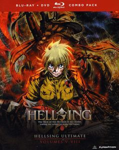 Hellsing Ultimate: 5-8