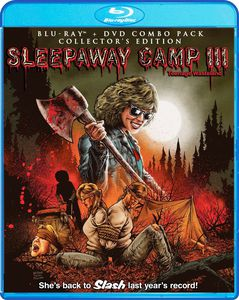 Sleepaway Camp III: Teenage Wasteland - Coll Ed