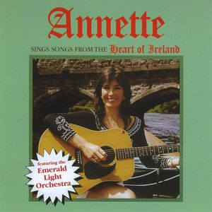 Annette Sings Songs from the Heart of Ireland
