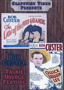 Law Of The Rio Grande/ Quick Trigger Lee [Double Feature]