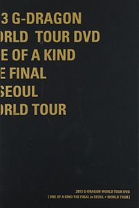 2013 G-Dragon World Tour DVD [Import]