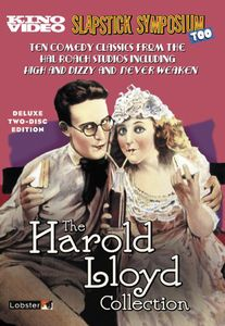 Slapstick Symposium Too: Harold Lloyd Collection