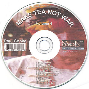 Make Tea Not War 4