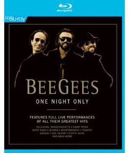 Bee Gees-One Night Only [Import]