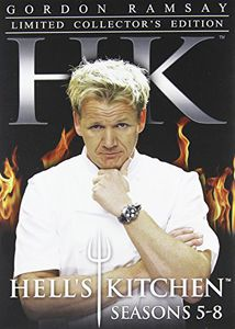 Hell's Kitchen: Season 5-8