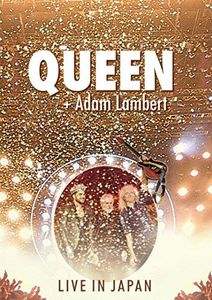 Queen +  Adam Lambert  Live in Japan Summer Sonic 2014 [Import]