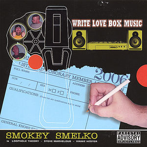 Write Love Box Music