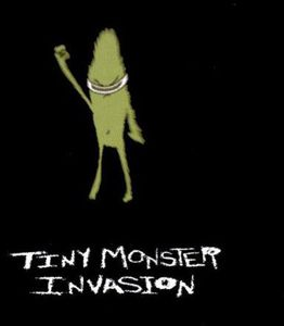 Tiny Monster Invasion