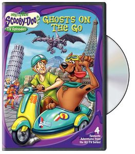 What's New Scooby Doo 7: Ghosts on the Go