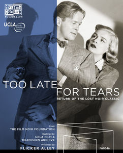 Too Late for Tears: Blu-ray /  DVD Dual Edition