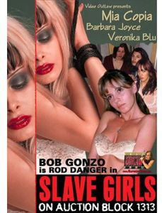 Slave Girls on Auction Block 1313