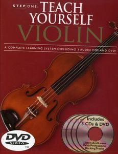 Step One: Teach Yourself Violin