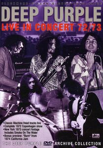 Deep Purple: Live in Concert 72/ 73