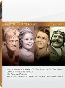 Classic Quad Set 6 [Fox 75th Anniversary Quadruple Feature] [WS] [P&S]