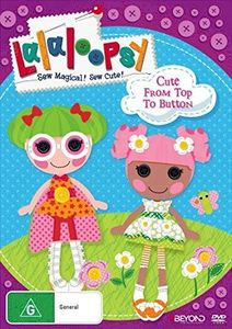 Lalaloopsy: Cute from Top to Button