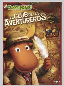 Backyardigans-El Club de los Aventureros