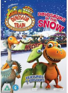 Dinosaur Train-Dinosaur's in the Snow