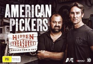 American Pickers: Hidden Treasures Collector's Set