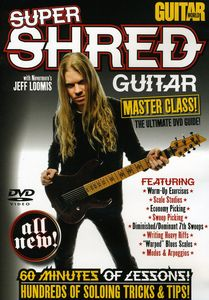 Guitar World: Super Shred Guitar Masterclass