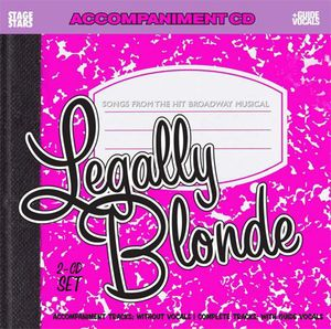 Karaoke: Legally Blonde Songs from the /  Various