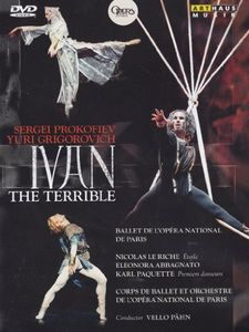 Grigorovich Ivan the Terrible Ballet Opera Nation [Import]