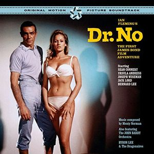 James Bond Dr. No (Original Soundtrack) [Import]