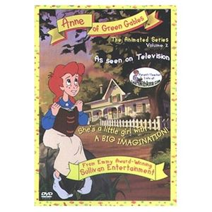 Anne of Green Gables: The Animated Series: Volume 2