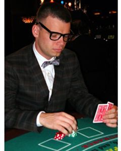 Breaking Vegas: Professor Black Jack