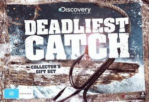 Deadliest Catch Collectors Gift Set