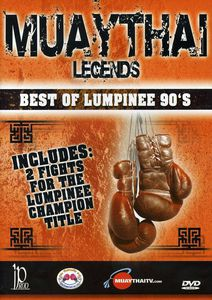 Muaythai Legends: Best of Lumpinee 90's