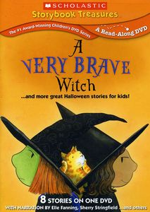 A Very Brave Witch...And More Great Halloween Stories for Kids!