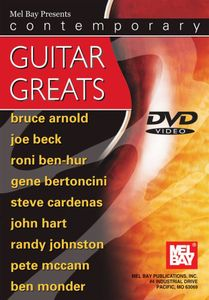 Contemporary Guitar Greats