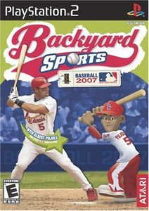 Backyard Baseball 2007 for PlayStation 2