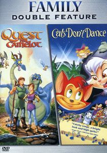Quest for Camelot & Cat's Don't Dance