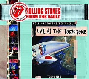 From The Vault: Live At The Tokyo Dome 1990 [DVD/ CD]