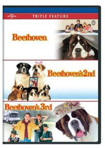 Beethoven/ Beethoven's 2nd/ Beethoven's 3rd