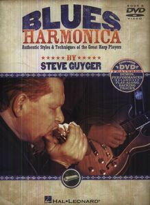 Blues Harmonica-Authentic Styles & Techniques of