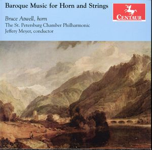 Baroque Music for Horn & String